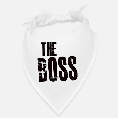 Love THE BOSS - Bandana