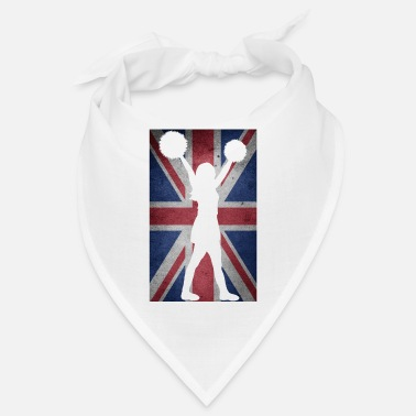 Ginnastica Cheerleading Cheerleaders England Women - Bandana