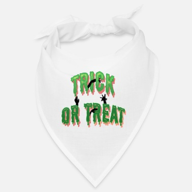 Trick Or Treat Halloween Trick or Treat Trick or Treat - Bandana