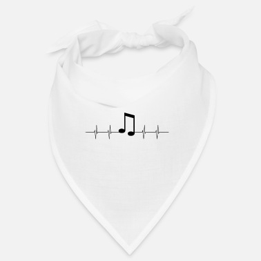 Music note - Bandana