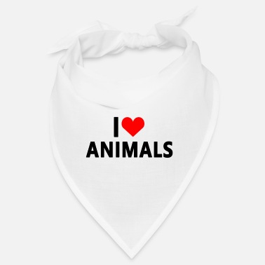 Animal Love Animal Love - Bandana