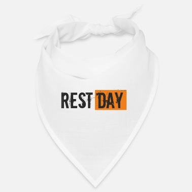 Jung Spruch - Rest Day - Bandana