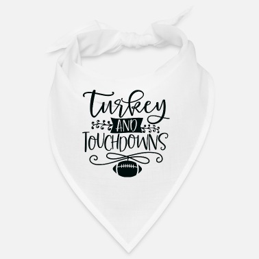 Voedsel Thanksgiving Voedsel Turkije Thanksgiving Day Oogst - Bandana