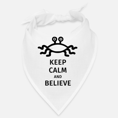 Monster keep calm and believe - Bandana