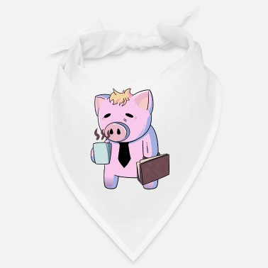 Workhorse Poor pig - Monday again - Bandana