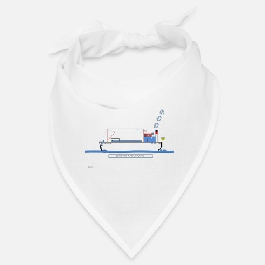 Steam Boat Steam Boat - Bandana