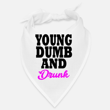 Young Money young dumb and drunk - Bandana