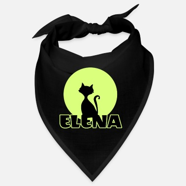 Name Day Elena Name day first name personal gift - Bandana