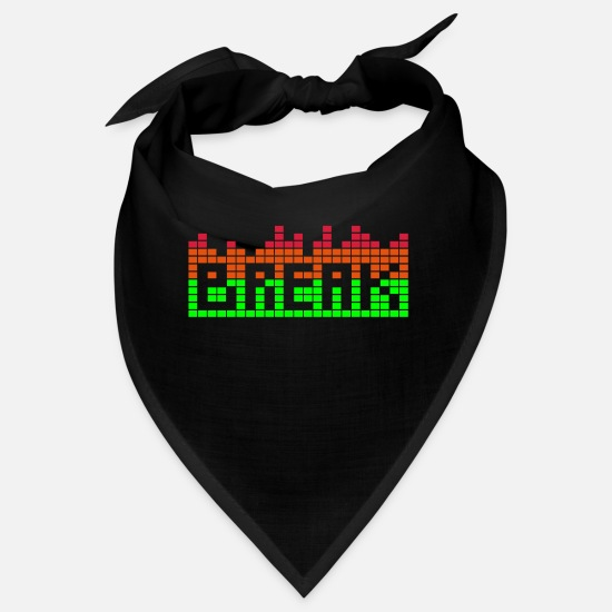 Music Bandanas - music break - Bandana black