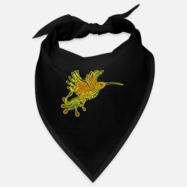 Ur Kolibri-Phoenix Stammes- orange YellowCanary - Bandana