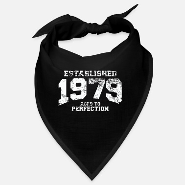 established 1979 - aged to perfection (uk) - Bandana
