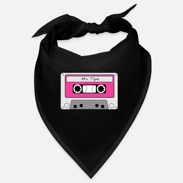 Tape mix tape - Bandana
