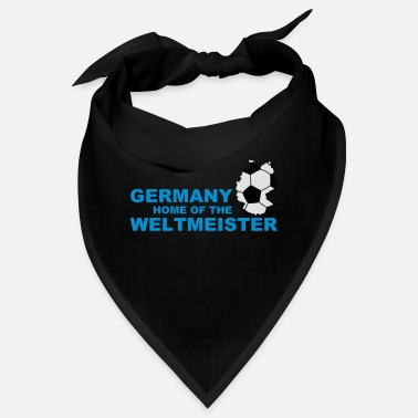 Weltmeister germany home of the weltmeister 2 - Bandana