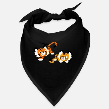 Snige To legesyge Tiger af Cheerful Madness! - Bandana