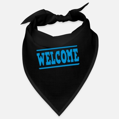 Paneling welcome panel - Bandana