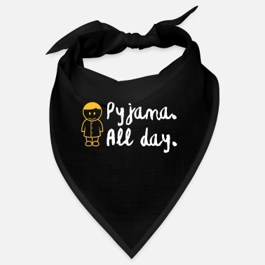Lazy Underwear Throughout The Day In Your Pajamas! - Bandana