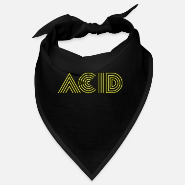 Acid House acid house techno - Bandana