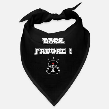 Chewbacca Funny DARK I LOVE! - WORDS OF WORDS - FRANCOIS VILLE - Bandana