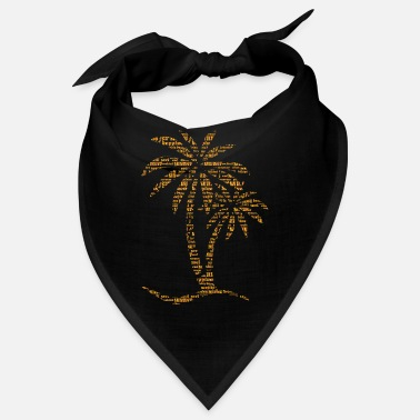 Palm SUMMER - Bandana