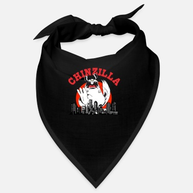 Knaagdier Chinchilla Chinzilla - Bandana
