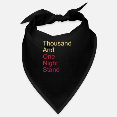 Bed thousand and one night stand 3colors - Bandana