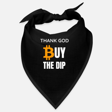 Money Thank God Buy The Deep Bitcoin - Bandana