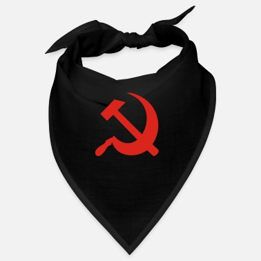 Sickle Hammer and Sickle - Bandana