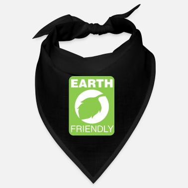 Nature Earth friendly Symbolic for nature lovers - Bandana