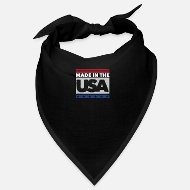 Usa USA - Made in USA - Bandana