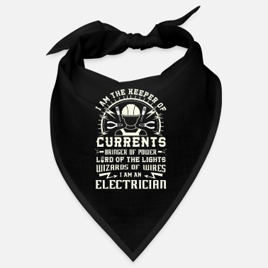 Torrent Keeper of Currents Bringer of Power Electrician - Bandana