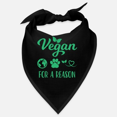 Animal Vegan - Animal Welfare - Gift - Healthy - Bandana