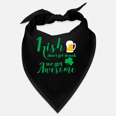 Patricks Day St Patricks Day - Irish - Beer - Funny - Gift - Bandana