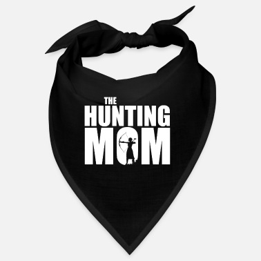 Hunting The Hunting Mother hunting hunting gift - Bandana