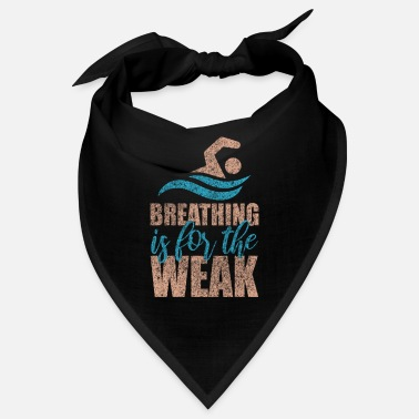 Front Crawl Swimmer front crawl competition gift - Bandana