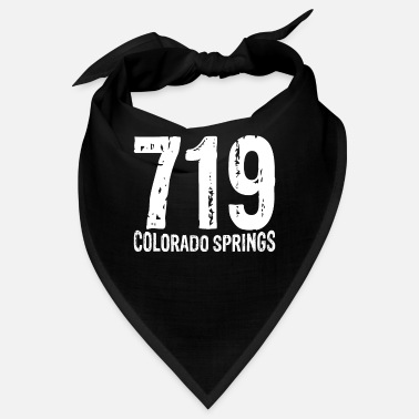 Colorado Springs Colorado Springs - Bandana