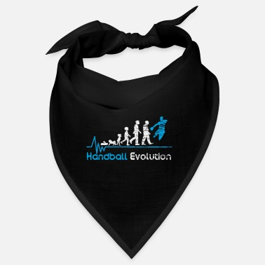 Hallensport Handball Hallensport Sportler Geschenk - Bandana