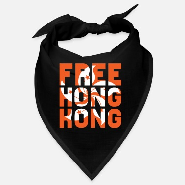 Democracy Hong Kong - Bandana