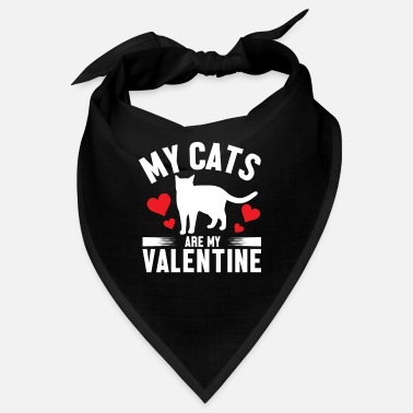 Cat Of The Cat Valentine - Bandana