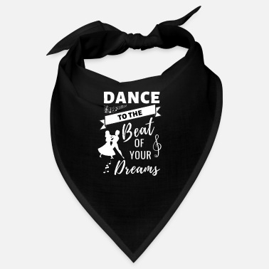 Dance Studio Salsa Dance Clothes gift idea dancers dancing - Bandana