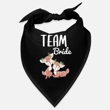 Stag Night Party Team bride bride deer deer engagement JGA group - Bandana