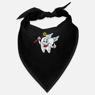 Dental Care Children's dental care motif - Bandana