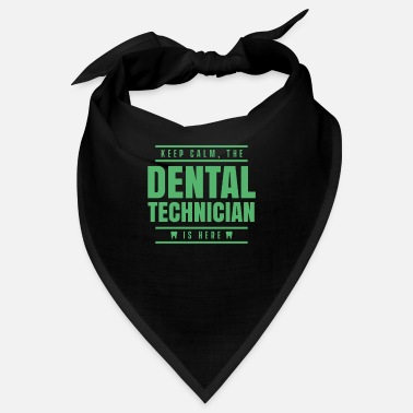 Dental Technician Dad dental technician - Bandana