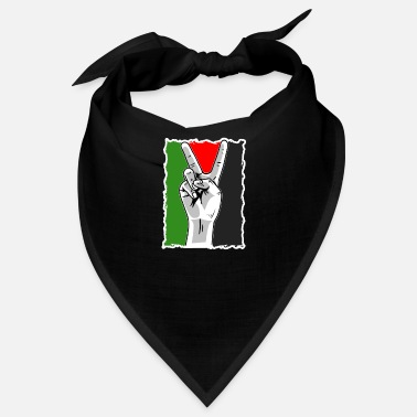 Strip Free Gaza Free Palestine Freedom for Palestine - Bandana