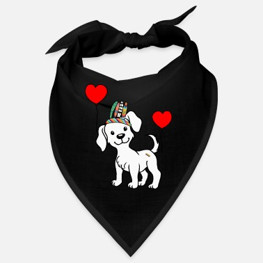 Birthday Greeting Wild indians pets dog birthday greetings - Bandana