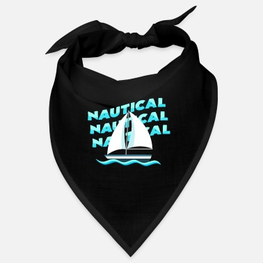 Nautical Nautical - Bandana