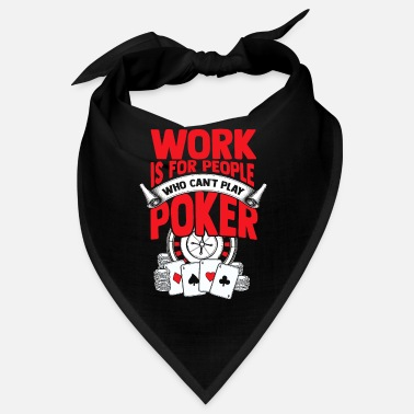 Ruutu Poker Casino Hold'em Spades Poker Face Bluff - Bandana