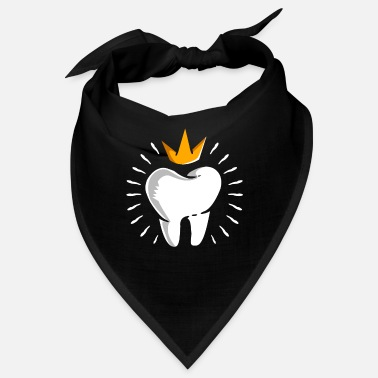 Clean-what-it-is Tooth crown - Bandana