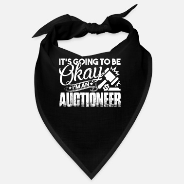 Auctions Auctioneer Im An Auctioneer - Bandana