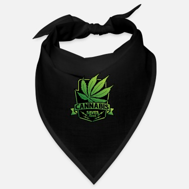 Cannabisleaf Cannabis Medical Herb II - Bandana