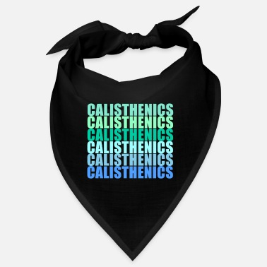 Pull Up Calisthenics - Bandana